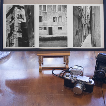 Venice Tryptic Signed Silver Gelatin Prints
