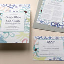 Chelsea Wedding Invite Sample