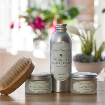 Happier Hands Organic Treatment Kit