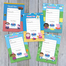 Peppa Pig: Personalised Thank You Notes