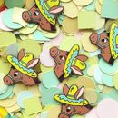 Donkey Enamel Pin Badge