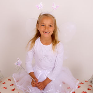 Angel Tutu And Wings Set - fancy dress