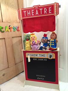 Personalised Theatre And Shop - play scenes & sets