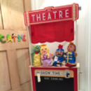 Personalised Theatre And Shop