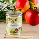 Cider Festival Spiced Apple Candle Tin
