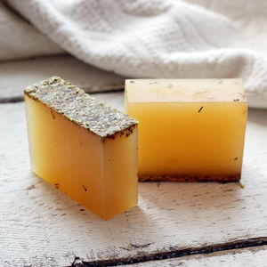 Citrus And Herbs Organic Soap - soaps