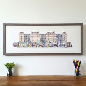 Pimlico High Street Limited Edition Print - what's new