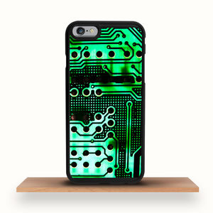 Circuit Board iPhone Case For All Models - gifts for geeks