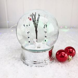 Christmas Snow Globe - christmas home accessories