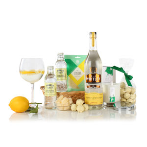 The Gin Lover And Pamper Gift Hamper