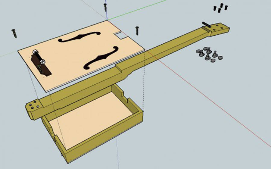 Build Your Own Guitar Uk