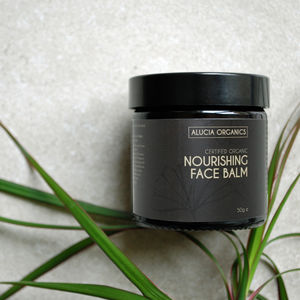 Organic Nourishing Face Balm - skin care