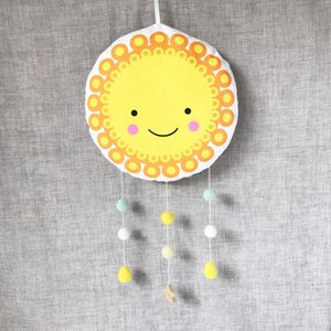 Marigold Handmade Wall Hanging - pictures & prints for children