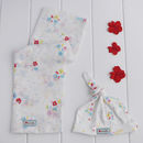 Floral Baby Shower Gift Set