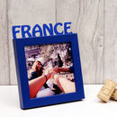Personalised Holiday Mini Photo Frame