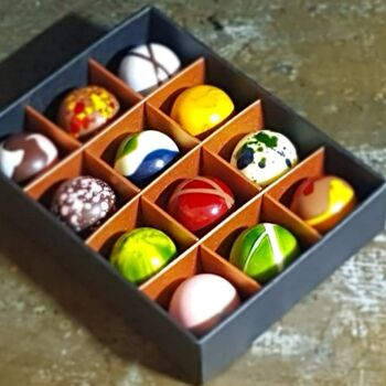 Bespoke Luxury Handmade Chocolates