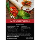 Mexican Fajitas - uses Much Adobo About Nothing