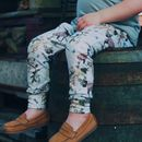 Woodland Stag Organic Leggings