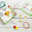 Pizza Jewellery Craft Kit