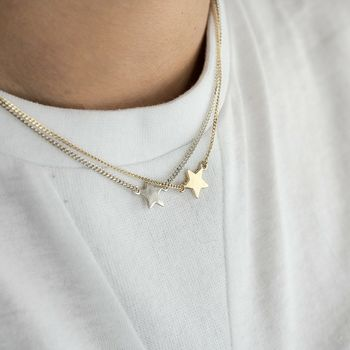 Signature Star Necklace