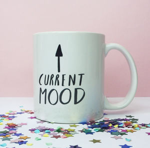 Current Mood Mug - gifts for teenagers