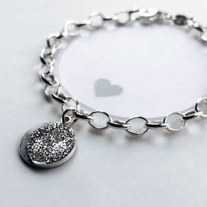 Personalised Moon Phase Bracelet