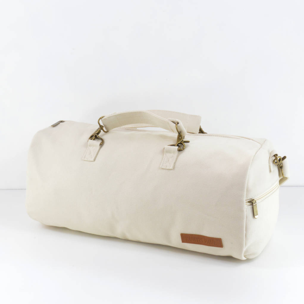 desert sand arnold canvas duffle bag by kurtis paul ... 4469f912bc