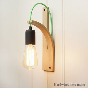 Hardwired Into Mains Wall Light - lighting