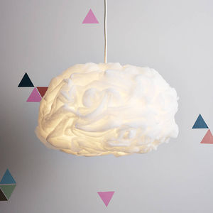 Cloud Light Shade - furnishings & fittings