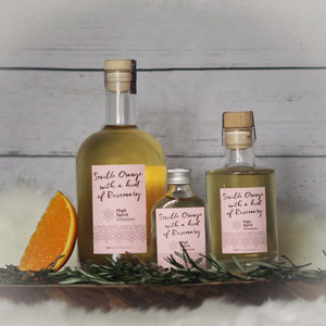 Seville Orange Gin With A Hint Of Rosemary - brand new partners