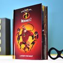 Disney Incredibles Personalised Book