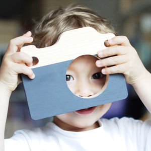 Wooden Camera - gifts for children