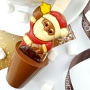 Christmas Santa Hot Chocolate Spoon