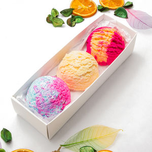 Ice Scream Scoop Bubble Bars - bathroom