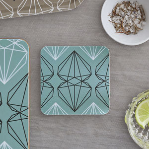 Iconic Collection Coasters - tableware
