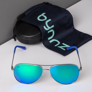 'Oceana' Aviator Sunglasses - sunglasses