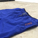 Monogrammed Personalised Swimming Trunks