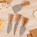 Set Of Four Cheese Knives