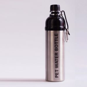 Engraved Pet Water Bottle Make It Personal