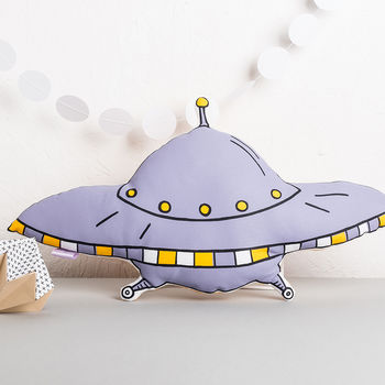 Ufo Space Cushion