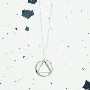 Elements Pendant Necklace - new in jewellery