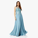 Chiffon Leia Long Dress