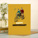 Anniversary Card 'Happy Anniversary'