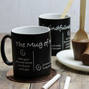 The Mug Of Mindfulness Chalkboard Mug