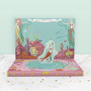 Mermaid Adventures Music Box Card