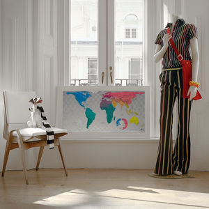 World Map Wall Print - posters & prints