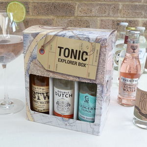 Tonic Explorer Box - gin