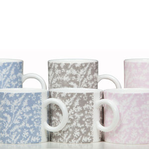 Cotton Lavender Mug