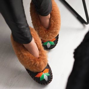The Auburn Sheepers Slippers