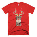 Cute Reindeer Christmas T Shirt